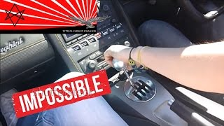 What Happens If You Put MANUAL Car In The REVERSE While Driving?(EXPLAINED)