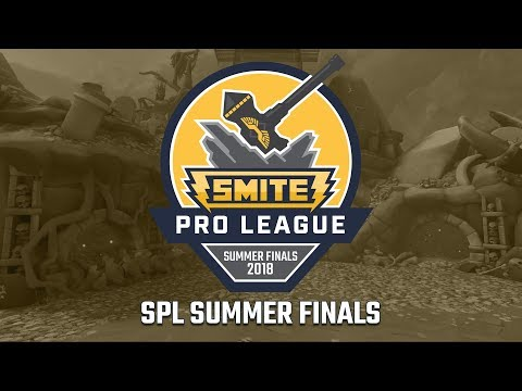 SPL Summer Finals 2018: Grand Finals - Team Rival vs NRG Esports (Game 3)