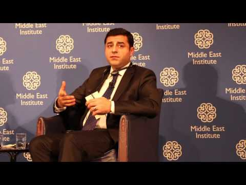 Kurdish HDP Party Leader Demirtas responding to Armenian Genocide question (Turkish)