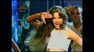 Arrasando - Thalia Latin Billboard Music Awards (2001)