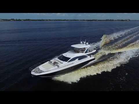 2017 Azimut 72 Flybridge Boat For Sale At MarineMax Naples Yacht Center