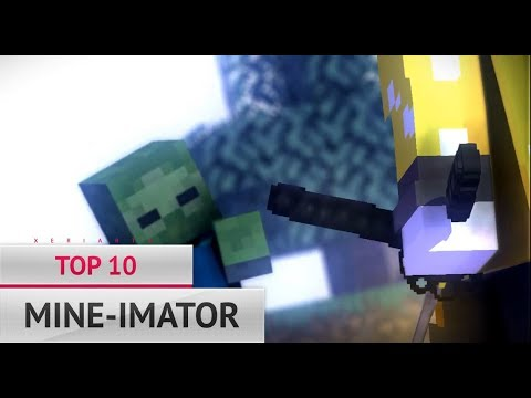 [TEMP] 🌠 TOP 10 MINE-IMATOR INTRO TEMPLATES MI MC MINECRAFT
