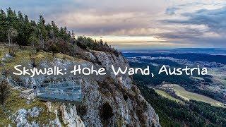 Skywalk: Hohe Wand, Austria [ 4K, 30fps ]