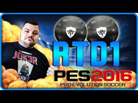 PES 2016 RTD1 : SI TORNA A LOTTARE !