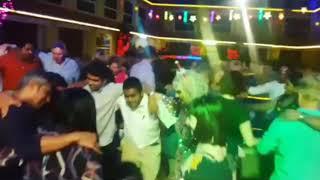 "Goan Band ""K7"" The Goan Mando - Crowd Response (Live @Casa De Goa - New Years Eve)"