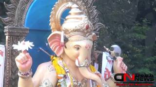 Happy Ganesh Chaturthi - Vinayaka Chaturthi Aarti Sthapana Pooja Visarjan Video Song