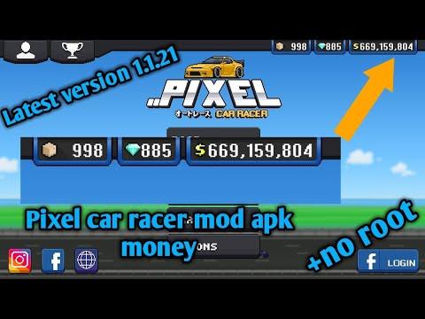 pixel car racer apk mod 1.1.21