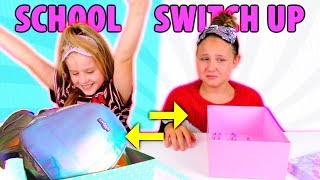 BACK TO SCHOOL SWITCH UP CHALLENGE!! (SMIGGLE EDITION)