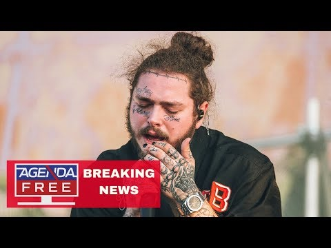 Post Malone's Plane to Make Emergency Landing - LIVE BREAKING NEWS COVERAGE