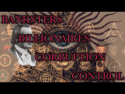 Banksters, Billionaires, Corruption and Control - Crossed That Line