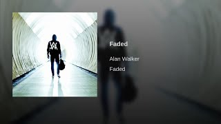 Alan Walker - Faded (Official Instrumental)