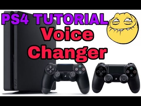 hqdefault - How To Get A Voice Changer On Ps4 Free