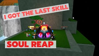ROBLOX SUPER POWER TRAINING SIMULATOR - (SOUL REAP)