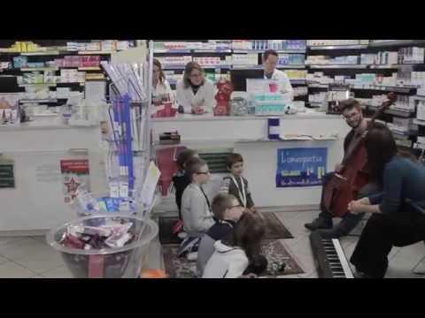 Musica alla Farmacia San Francesco di Merate