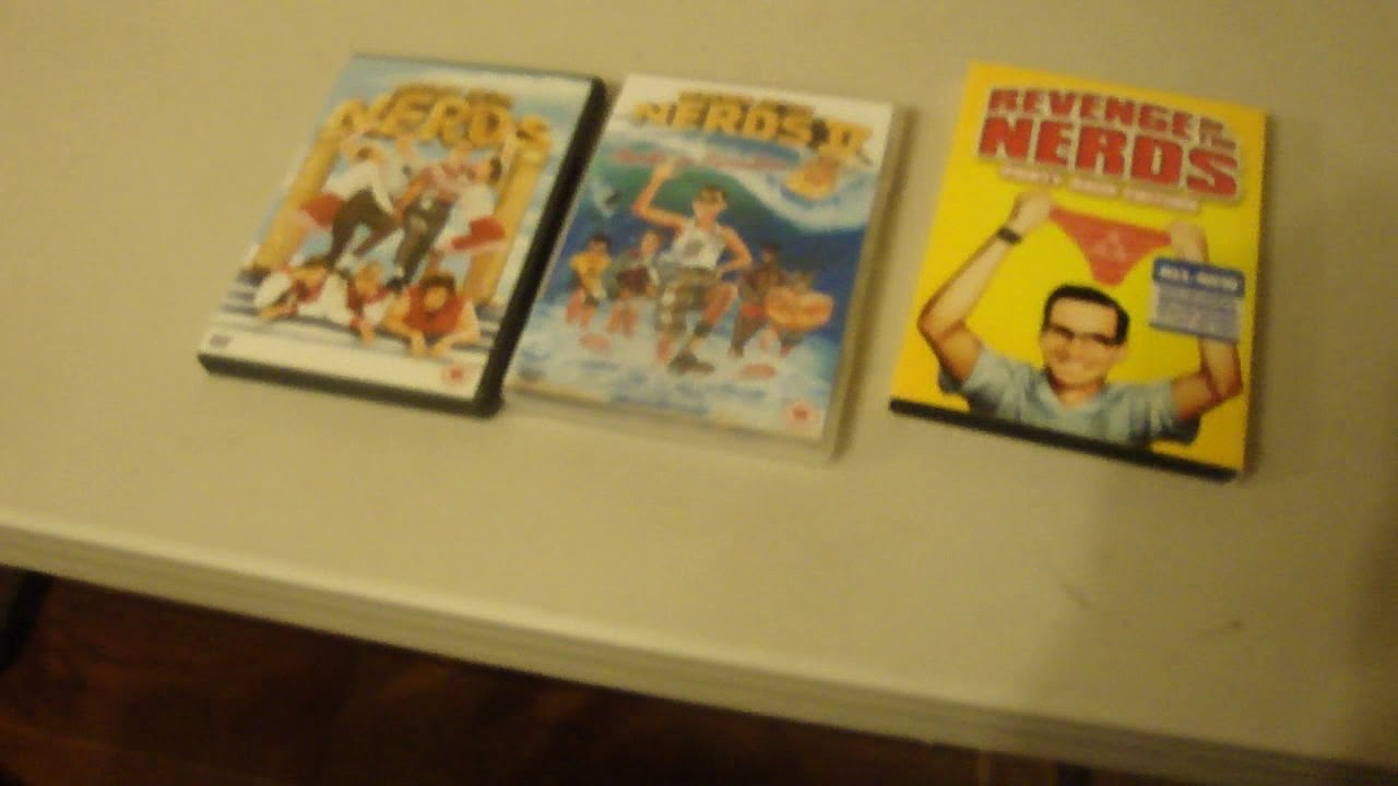 Download unboxing revenge of nerds dvd collection