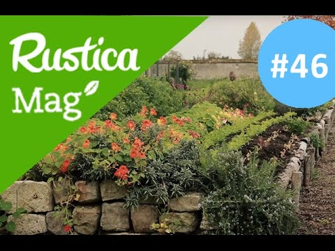 cr er un potager sur butte rusticamag 46 saison 03 pisode 09 youtube. Black Bedroom Furniture Sets. Home Design Ideas