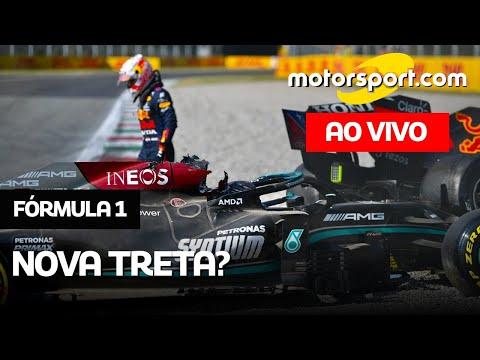 F1 AO VIVO: Verstappen x Hamilton PREOCUPA associação, a 'prévia' do GP da Rússia e o show da Stock