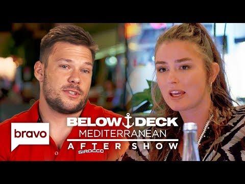 The Mayor Pete Kennedy - The drama of Below Deck Mediterranean.  Love it!
