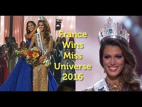 miss france iris mittenaere is the 65th miss universe for. Black Bedroom Furniture Sets. Home Design Ideas