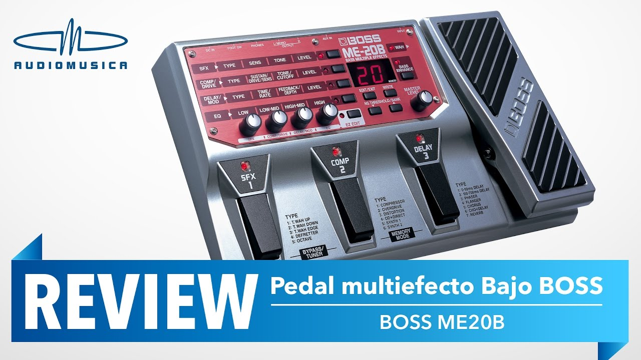 boss me 20b how to use