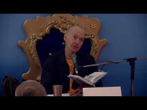 Шримад Бхагаватам 1.14.30-33 - Кришнананда прабху
