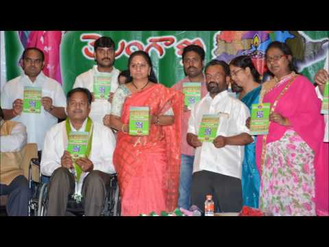 MP Kavitha Launches Rights of Persons with Disabilities Act 2016 Book in Hyderabad   hybiz