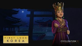 Video Civilization VI: Rise and Fall – First Look: Korea download MP3, 3GP, MP4, WEBM, AVI, FLV Januari 2018