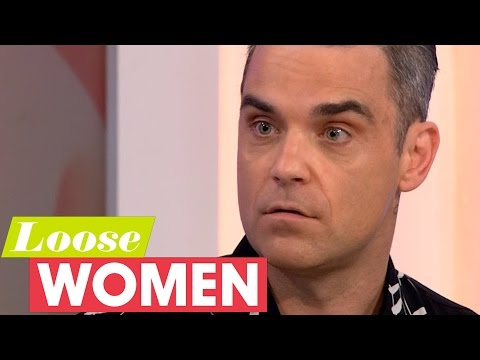 Robbie Williams Opens Up About His Depression | Loose Women