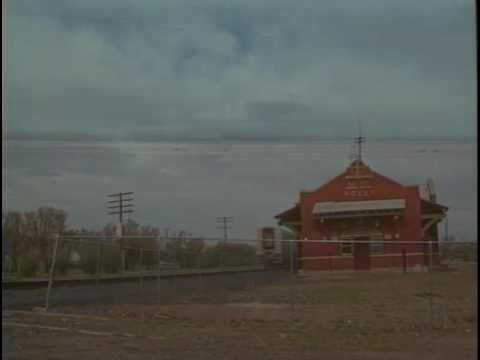 AMTRAK--Southwest Chief--Chicago to Los Angeles (part 3)