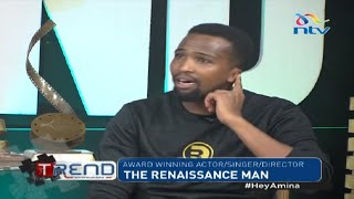 All about Pascal Tokodi: Award winning actor, director and singer || #theTrend