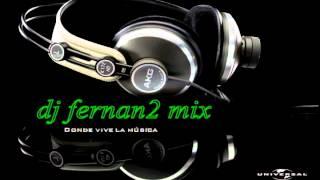 Jason  Dj Fox   Salvaje (Prod X Alexis  Chino G)- Remix-Dj Fernan2 Mix 2012