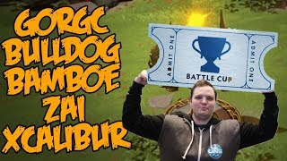 Chinese Pros in the Finals: Battle Cup with Bulldog Bamboe Zai Xcalibur