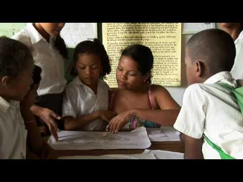 UNICEF: Colombia's lifeline: Education