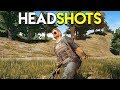 HEADSHOTS! - PlayerUnknown's Battlegrounds (PUBG)