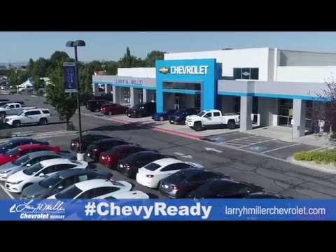 Chevy Dealer Utah >> Larry H Miller Chevrolet Murray New Used Car Truck Dealer