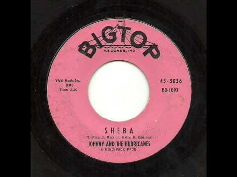 Johnny And The Hurricanes - Sheba (Big Top)