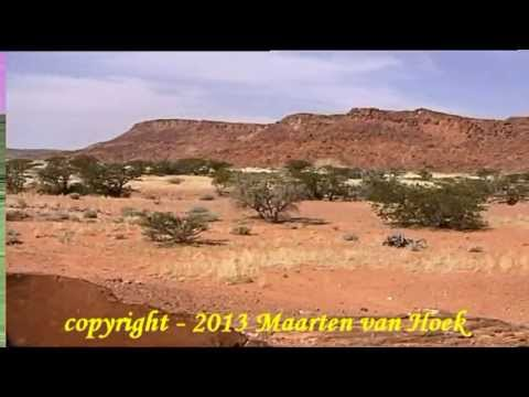The Rock Art Of Twyfelfontein - Namibia - Africa