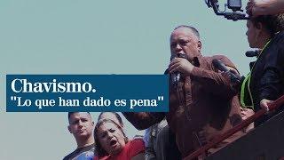 """Diosdado Cabello: """"Lo que han dado es pena"""""""