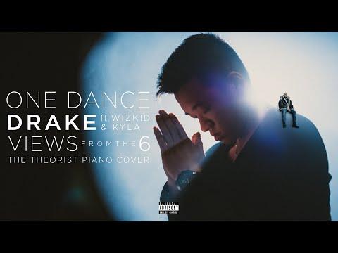 Drake Ft. Wizkid & Kyla - One Dance | The Theorist Piano Cover