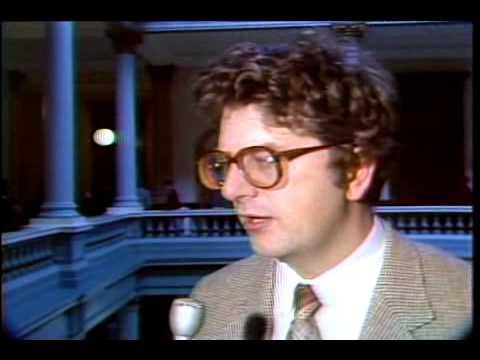 "Georgia Public Broadcasting--""Lawmakers Flashbacks""—January 25, 1984 (part one)"