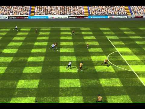 FIFA 14 IPhone/iPad - Spurs Vs. Hull City