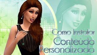 Como Baixar e Instalar Conteúdo Personalizado no The Sims 4
