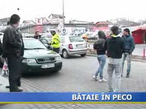 BATAIE IN PECO
