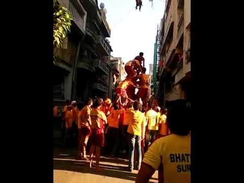 Indian sports club (dahi handi)(2)