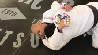 Half Guard to Mount - Brazilian Jiu Jitsu