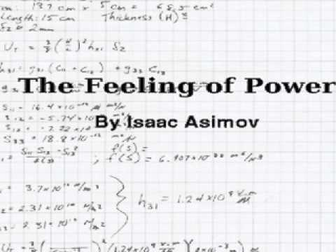 the feeling of power pdf