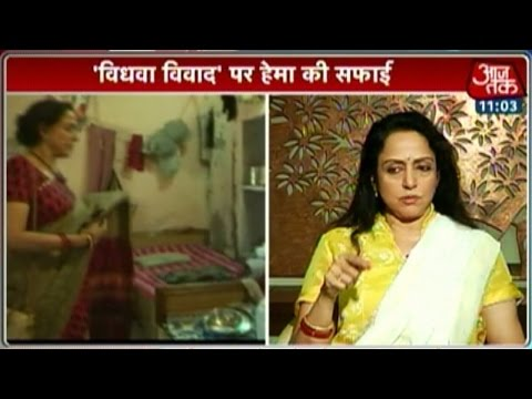 Special interview with Hema Malini