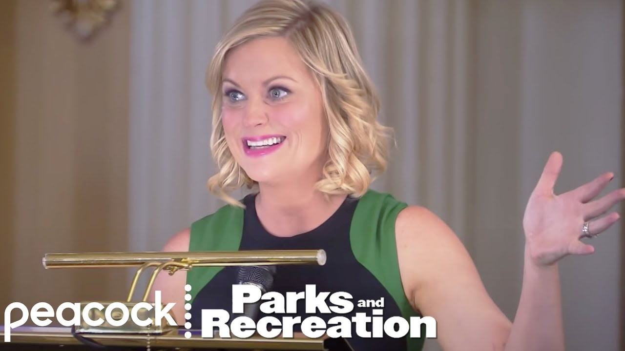 Pawnee is Filled With a Bunch of Pee-Pee Heads - Parks and Recreation