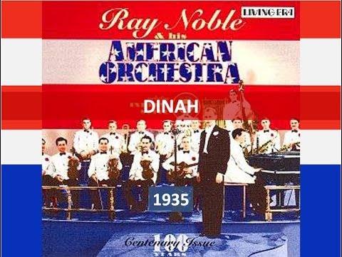 Ray Noble -Dinah (instrumental version) - 1935