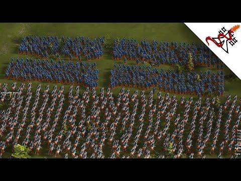 Cossacks 3 - 8 PLAYERS BATTLES   Multiplayer Gameplay